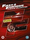 Fast And Furious 1-7 Dvd + Bonus Disc - Bonus Disc (8 Dvd) [Edizione: Regno Unito] [Edizione: Regno Unito]