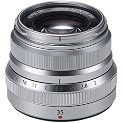 Fujifilm Objectif XF 35 mm F2 R WR Argent