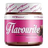 FLAVOURITE - FAVOURITE FLAVOUR POWDER - Aroma Lebensmittelaroma | Low Carb Flavor | Aspartamfrei | 85% reine Ballaststoffe! | sehr kalorienarm