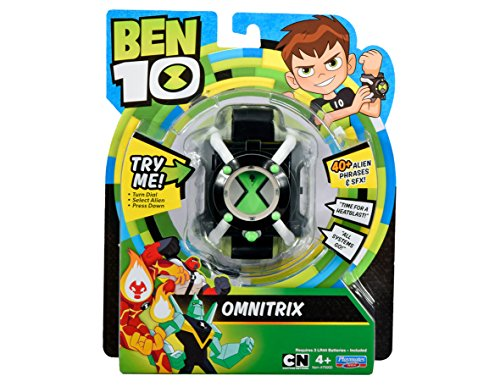 Cartoon Figur Kostüm Comic Und - Ben 10 Basic Omnitrix ENG IC