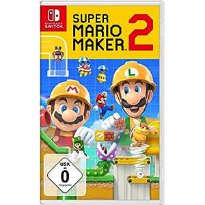 Super Mario Maker 2 – Standard Edition [Nintendo Switch]