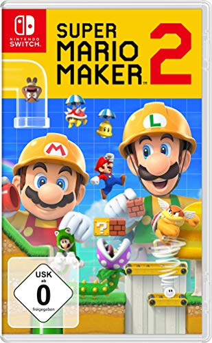 Super Mario Maker 2 - Standard Edition [Nintendo Switch]