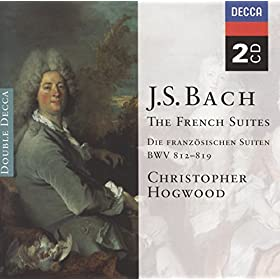 J.S. Bach: French Suite No.4 in E flat, BWV 815 - 1. Allemande