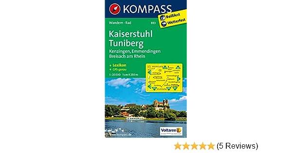 Kaiserstuhl Tuniberg Kenzingen Emmendingen Breisach Am Rhein