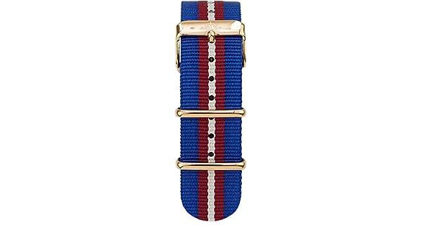 Costa Bsl101 Damen Sailor Herren 20 Rot Weiß 2006 Nylon Armband Blau 3jL4ARq5