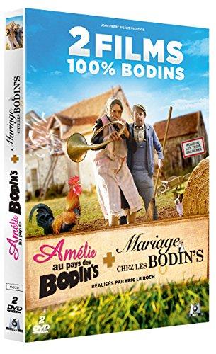 Coffret 2 films 100% bodin's : amélie au pays des bodin's ; mariage chez les bodin's [FR I Preisvergleich