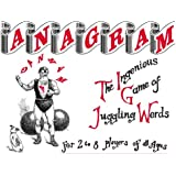 Anagram - The Ingenious game of Juggling Words & Anagrams