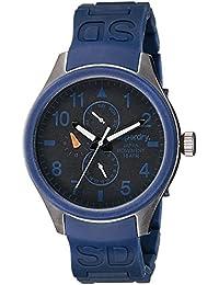 Superdry Analog Black Dial Men's Watch - SYG110U