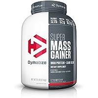 Super mass gainer - 2721 g - Fruits des bois - Dymatize