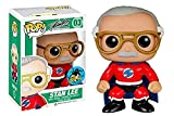 Stan Lee (Superhero Stan) Limited Edition Funko POP! Vinyl Figure