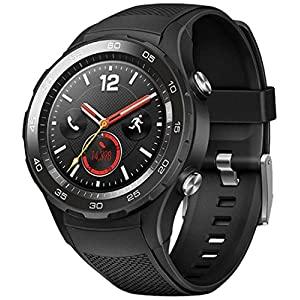 Huawei Watch 2 Smartwatch with Bluetooth and Sport Strap –