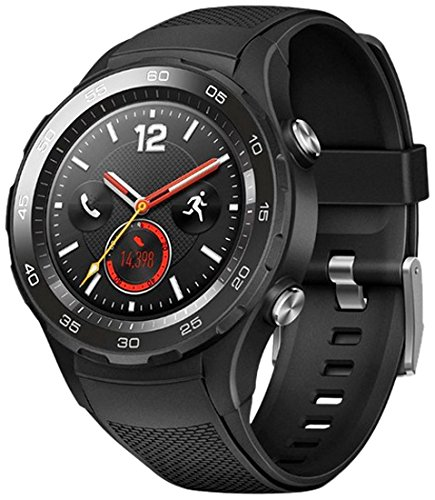 "Huawei 2 - Smartwatch de 1.2"" con Bluetooth, color negro"