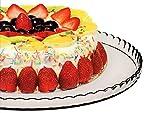 Pasabahce 10345 - Tortenplatte, Kuchenplatte, Cupcake Platte, Serie