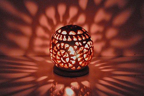 hashcart-102-cm-handgeschnitzt-speckstein-teelichthalter-mit-blumenmuster-carving