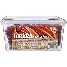 Damel Torcidas con Sabor a Fresa - 1800 gr