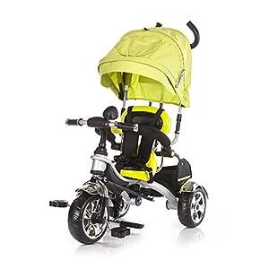 Chipolino TRKMO0163LI Move - Triciclo, Color Verde