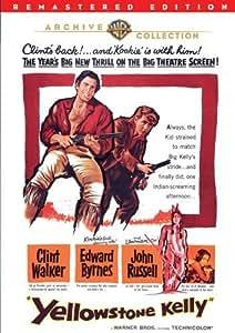 Yellowstone Kelly [DVD] [1959] [Region 1] [US Import] [NTSC]