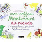 Mon coffret du monde Montessori