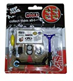 Grip & Tricks - Finger SCOOTER - Skate - Pack1 - Dimensions: 22 X 13,5 X 2 cm