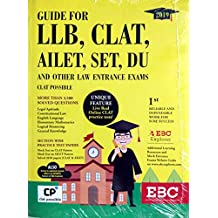 Latest 2019 CLAT POSSIBLE Guide for LLB, CLAT, AILET, SET, DU and Other Law Entrance Exams / More than 3500 Solved Questions / 1st Reliable and Dependable Work for Sure Success