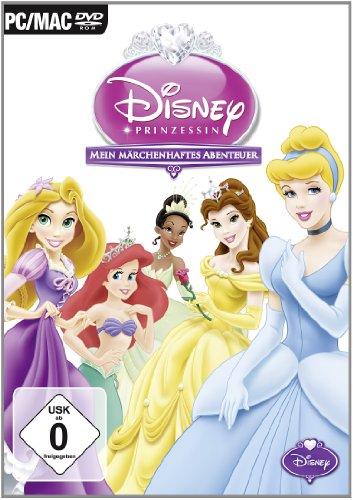 Disney Prinzessin - Mein Märchenhaftes Abenteuer PC+MAC) (Prinzessin Tiana Zauberstab)