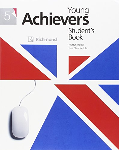YOUNG ACHIEVERS 5 STD+LANG EXAM - 9788466824712 por Vv.Aa