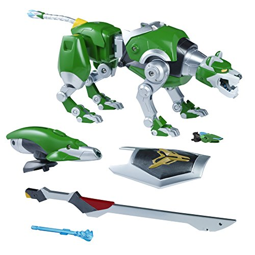 Voltron: Legendary Defender Legendary Green Lion Action Figura