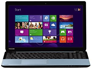 """Toshiba S50-A-113 Ordinateur portable 15,6"""" (39,62 cm) Intel Core i5 3230M 2,6 GHz 1 To 4 Go GT 740M Windows 8 Métal Brossé"""