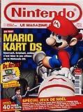 NINTENDO N? 40 du 01-12-2005 MARIO KART DS - DS ATTACK d'occasion  Livré partout en Belgique