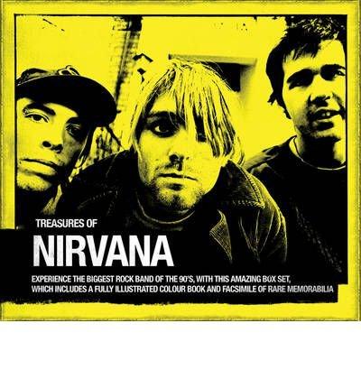[(Nirvana Treasures)] [Author: Gillian G. Gaar] published on (August, 2011)