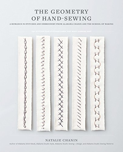The Geometry of Hand-Sewing: A Romance in Stitches and Embroidery from Alabama Chanin and The School of Making (Alabama Studio) (English Edition)
