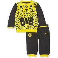 Puma Jungen BVB Minicats Jogger T-Shirt