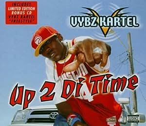 Up 2 Di Time (+ 1 CD Bonus) - Edition limitée