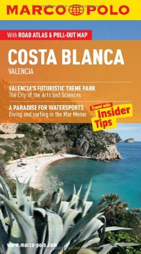 Marco Polo Costa Blanca Valencia (Marco Polo Travel Guides)
