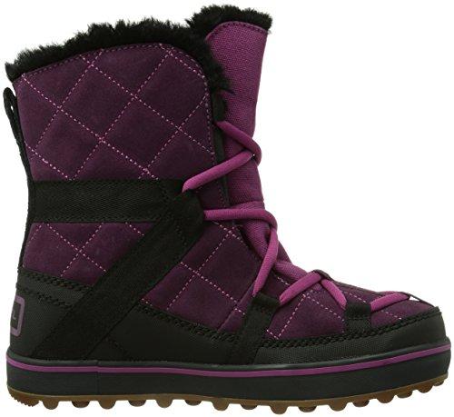 Sorel Glacy Explorer, Bottes femme Violet (V)