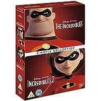 Incredibles 1 & 2 Box set