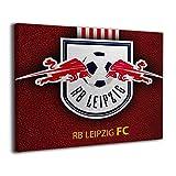 MSKJO-GHSPO RB Leipzig Wandkunst Leinwand Wohnkultur Poster