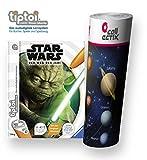 collectix Ravensburger tiptoi  Buch - Star Wars  Weg der Jedi + Planeten Lernen - Poster by