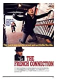 THE FRENCH CONNECTION – US Imported Movie Wall Poster Print - 30CM X 43CM Brand New