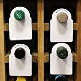 Wine Bottle Neck Tags Card - Pack of 100