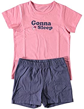 Name it Schlafanzug Sommer Set Nitnightset Shorts Pink SS K G INJ M