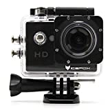 IceFox Action Cam, onderwater 30M Sport Action Camera ,1080p HD