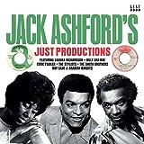 Jack Ashford'S Just Productions (Black Vinyl) [Vinyl LP]