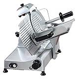 Fac 6300006cepr3Elektrischer Allesschneider, Aluminium