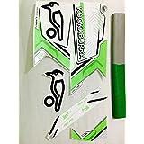 "Om Enterprises ""Kookaburra Kahuna"" Cricket Bat Sticker With Grip"