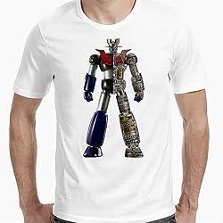 Camisetas Originales Mazinger Z