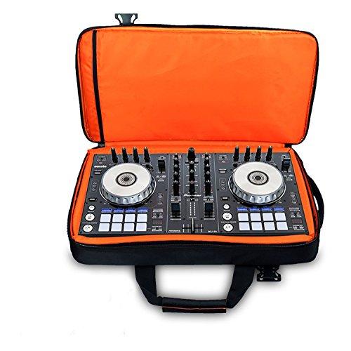 BUBM Kopfhörer DJ Controller Bag Professionelles Displayschutzfolie Tasche für Pioneer DDJ SR Performance Rucksack Travel Packsack Controller Sleeve (Tasche Dj Kopfhörer)