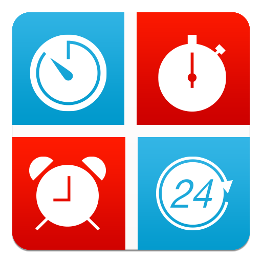 Timers4Me - Timer & Stoppuhr (Timer Alarm Uhr Pille)