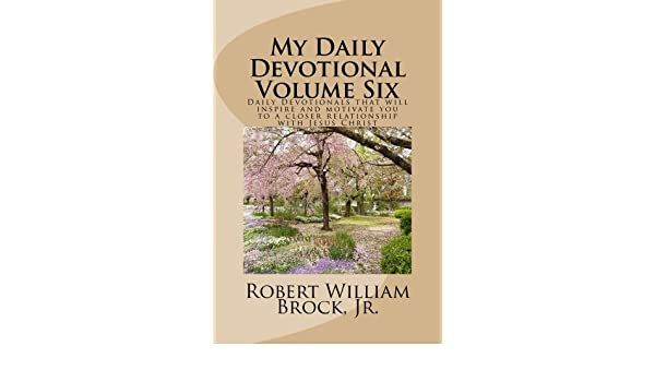 Please sign up for the Daily Devotional below!
