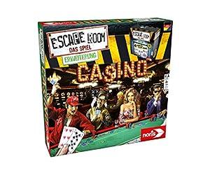 Noris Escape Room Casino Niños y Adultos Juego de apuestas - Juego de Tablero (Juego de apuestas, Niños y Adultos, 60 min, 16 año(s), Caja Cerrada)